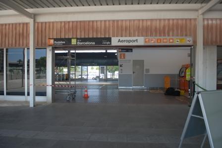 Aeroport Antes 1