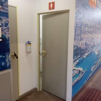 puertas antes