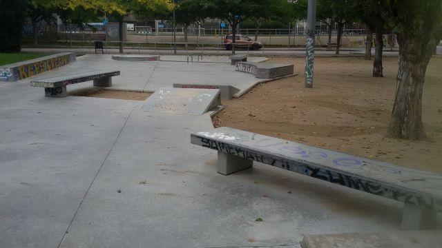 espacio público mal estado imagen