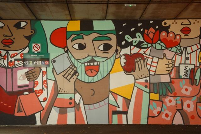 Mural Amaia Arrazola