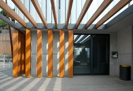 Betània Patmos 6 madera