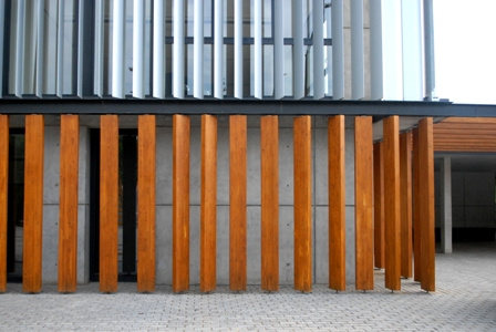 Escuela Betània Patmos restauración madera