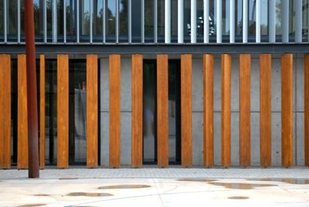 Restauración madera Escuela Betània Patmos