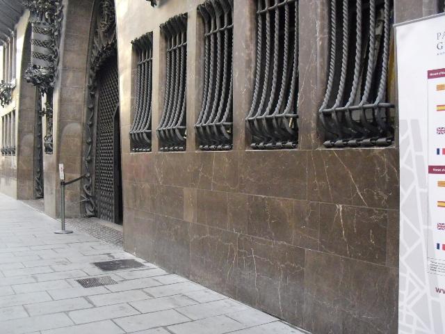 Palau Güell 1