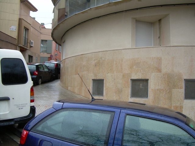 Comunidad de vecinos graffiti 2