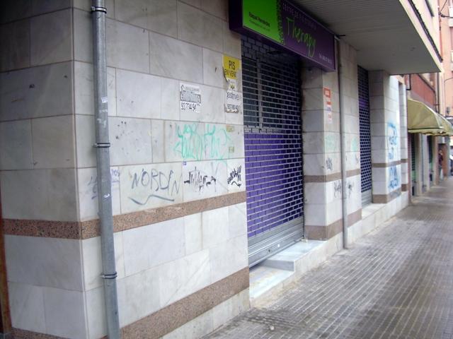 Comunidad de vecinos graffiti 9