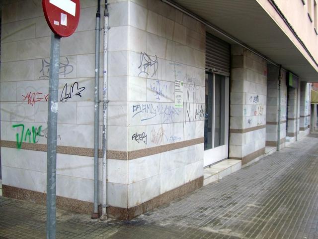 Comunidad de vecinos graffiti 11