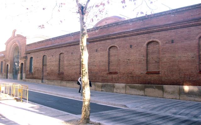 Exterior Museu de la Ciència Terrassa